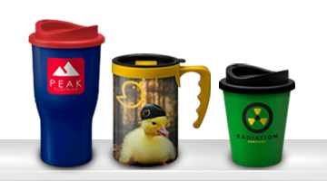 New Travel Mugs 2018