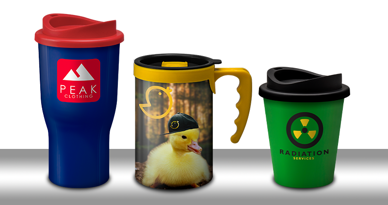 New Travel Mugs 2019